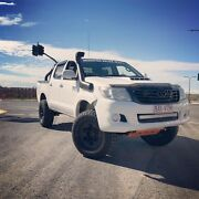 2011 Toyota Hilux SR5 Dual Cab Sherwood Brisbane South West Preview