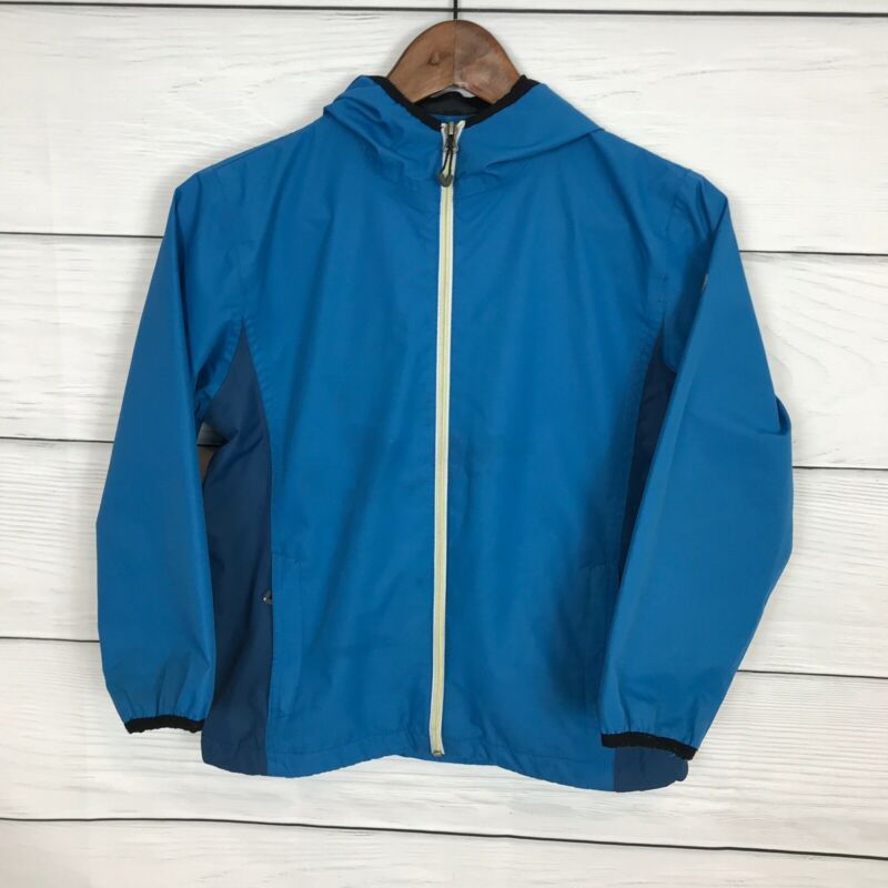 Killtec Hooded Jacket Blue Size 8 Boy