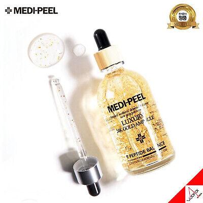 Medi-Peel Luxury 24K Gold Ampoule - 100ml / K-Beauty Cosmetics