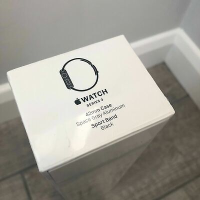 Brand New Sealed Apple Watch Series 3 42mm