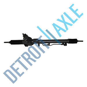 Complete Hydraulic Power Steering Rack and Pinion Assembly Volvo S60 S80 C70 FWD