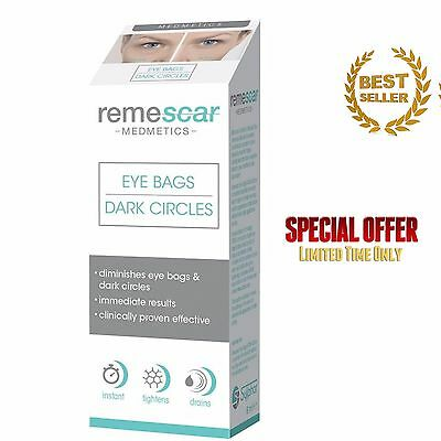 REMESCAR -  Best Cream for Eye Bags & Dark Circles 8ml ORIGINAL - BEST