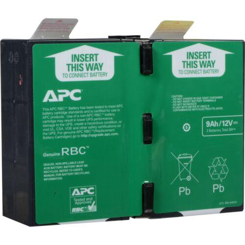 APC Replacement Battery Cartridge BACK UPS PRO 1500VA APCRBC124