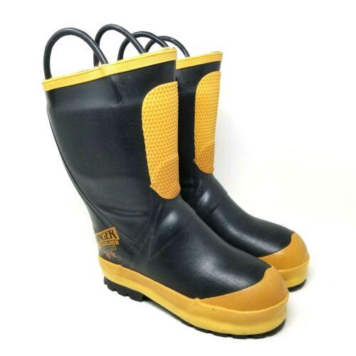 RANGER FireWalker Insulated Firefighter Boots Steel Toe Womens 8 1/2  USA Made
