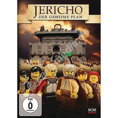 DVD: JERICHO - DER GEHEIME PLAN - Lego®-Trick-Film - Genial insziniert! *NEU* online kaufen