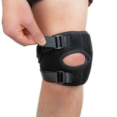 Patella Knee Support with lateral Pad - Brace for Leg Pain, Osgood Schlatter Lateral Knee Pain