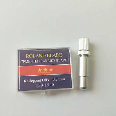 Redsail Blade Holder 9 3pcs Roland Cutting Blade 304560 For The Plotter
