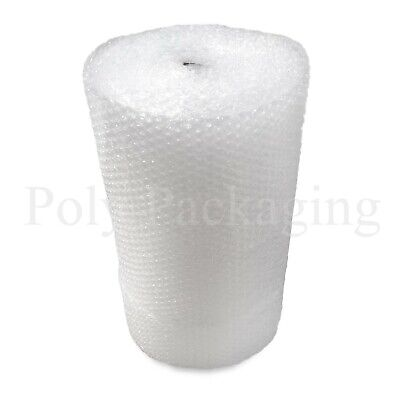 2 x 50m x 1000mm/100cm Wide LARGE BUBBLE WRAP ROLLS For Packing/Wrapping/Store