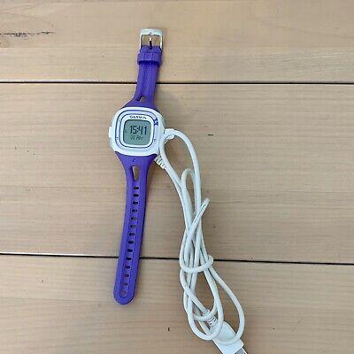 Women's Garmin Forerunner 10 GPS Running Watch Purple