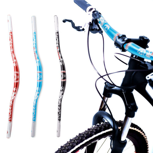 MIGHTYDUTY Bike Handlebar Aluminum Alloy MTB Road Bicycle Riser Bar 31.8mm