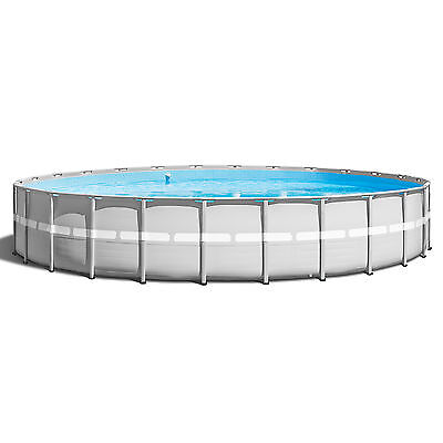 """Intex 26' x 52"""" Ultra Give form Above Ground Swimming Pool Set with Pump & Ladder"""