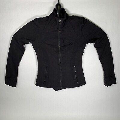 LULULEMON Define Jacket BLACK size 8