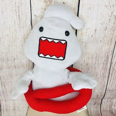 """Halloween Domo Plush (Domo Ghost Busters Plush Doll Ghost Toy Sugarloaf Kelly Toy  10"""")"""