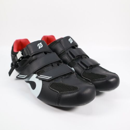 Peloton PL-SH-02 Cycling Shoes Black Spinning Mens Size 44 10.5 No Cleats