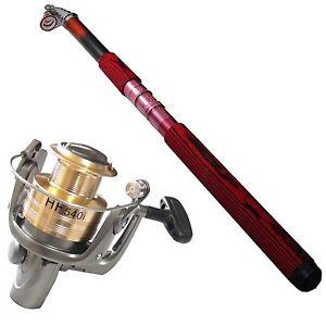 DynaSun-Carrete-de-Metal-Dynasun-HF540I-Cana-de-Pescar-FireFox-3007-3-00-mt
