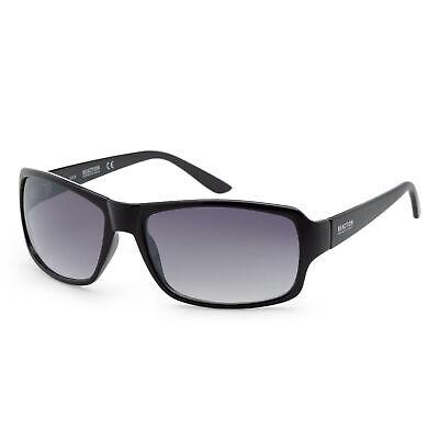 Kenneth Cole KC1357-6201B Men's Shiny Black (Kenneth Cole Sunglasses Mens)