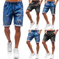 Shorts Jeans Bermudas Denim Kurzhose Freizeit Classic Herren Mix BOLF 7G7 Casual