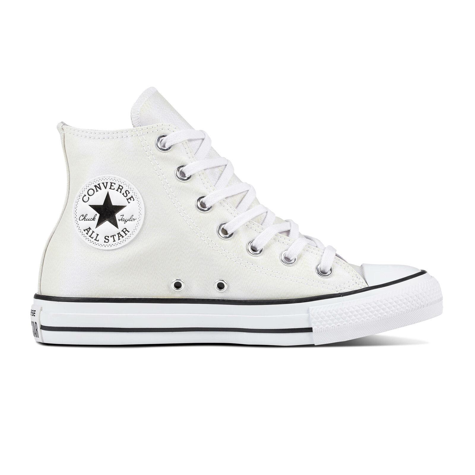 Details zu Converse Chucks Taylor All Star Hi Damen Schuhe Turnschuhe Sneaker 561709C(weiß)