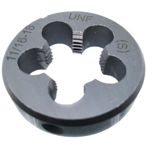 US Stock HSS 11/16-18 UNF Die Right Hand Thread