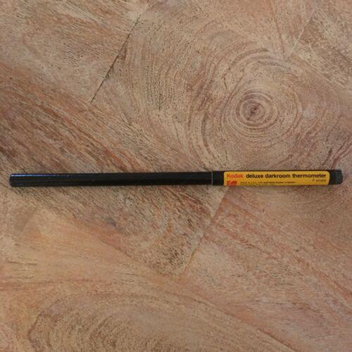 """KodakDeluxe Darkroom 10"""" Thermometer F Scale (Color) Kodak EK1122167"""