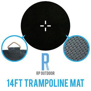 New Replacement Trampoline Mat Matt Round Spring Spare