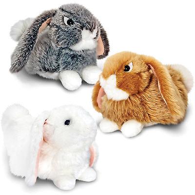 Plüschtier Hase Kuscheltier Keel Toys, Stofftier Kaninchen in 3 Farben ca.18cm