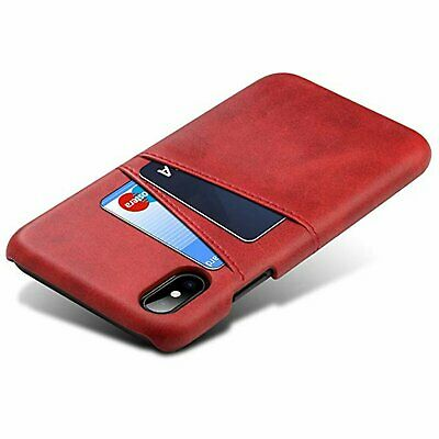 Luxury Leather Card Wallet Case Cover for Apple iPhone X XS XR Max Cases, Covers & Skins