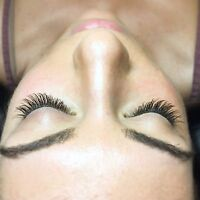 Lash Extensions and more!