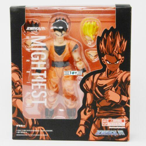 Demoniacal Fit Dragon Ball Teen Gohan Mightiest Warrior Action Figure Figuart