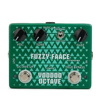Caline CP-53 Voodoo Octave Guitar Effects Pedal