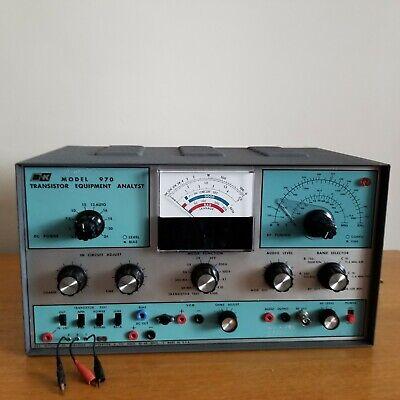 Very Nice Bk 970 Radio Transistor Equipment Analyst Analyzer Tester Analyzer