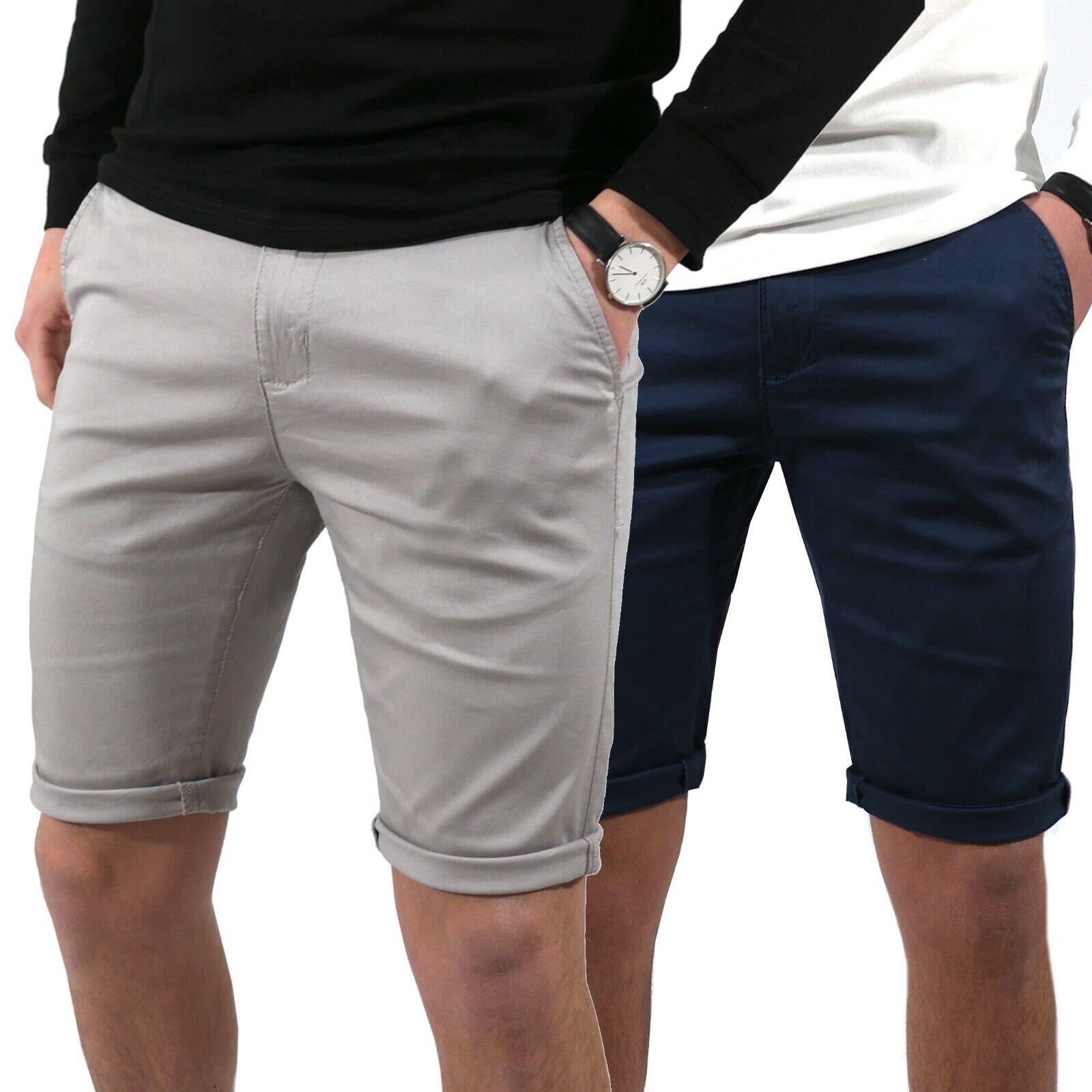 Pantaloni corti uomo cotone mod. america Bermuda Pantaloncini 44 46 48 50 52 54
