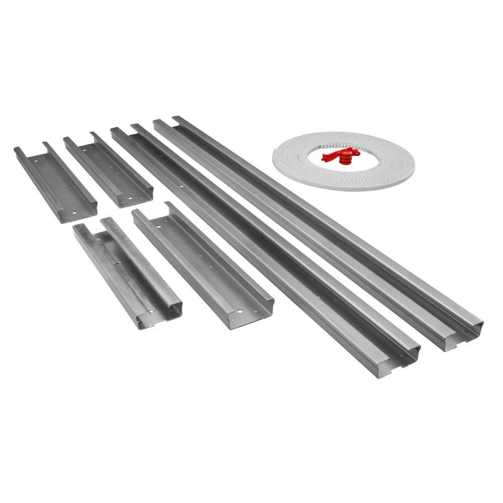Ryobi Garage Door Opener Rail Belt Drive Extension Kit 14 Manual Guide