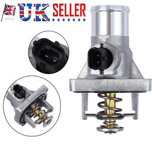 FOR VAUXHALL ASTRA G H MERIVA SIGNUM VECTRA C ZAFIRA 1.6 1.8 COOLANT THERMOSTAT