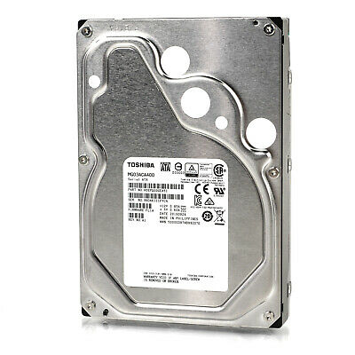 "Toshiba MG03ACA400 3.5"" 4TB 7200RPM SATA 6Gbps 64MB Internal Hard Drive segunda mano  Embacar hacia Argentina"