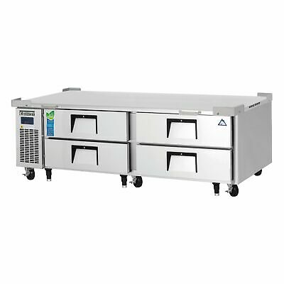 Everest Ecb72d4 Refrigerated Base Equipment Stand