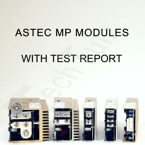 Astec MP MVP Module 73-551-0015, 73-551-0012, 73-552-0024, + others New/Used
