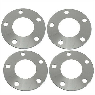 (4) 5mm Hubcentric Wheel Spacers 5x120 Fits BMW 318 325 328 335 550 540 745 650