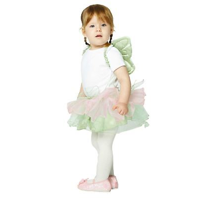 Official Disney Tinker Bell Tutu and Wings Set Tinkerbell Fairy Baby Fancy - Baby Belle Kostüm