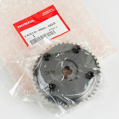 Genuine Oem Honda Gear 50  Intake Cam Vtc Actuator K Series Motor 14310 Rbc 003