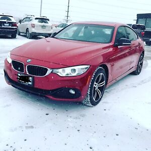 2015 BMW 428i Gran Coupe AWD Sport package