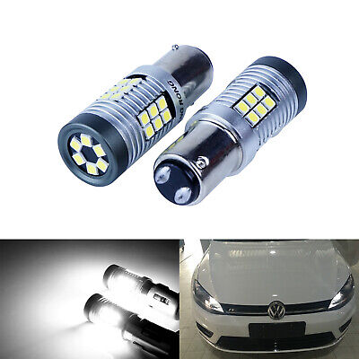 1157 BAY15d P21/5W 30 SMD LED Bulb Side Indicator Tail Brake Reverse Light Lamps
