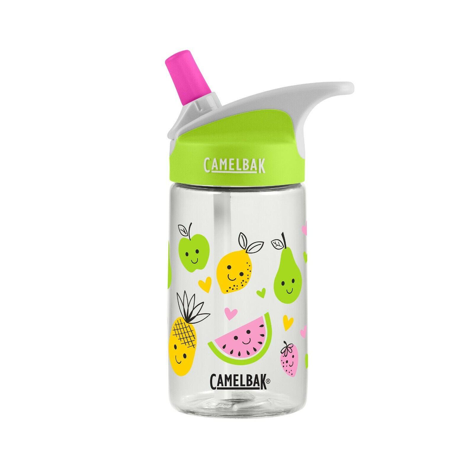 Camelbak Eddy Kid's BPA-Free Bottle 12oz  - Cute Fruit