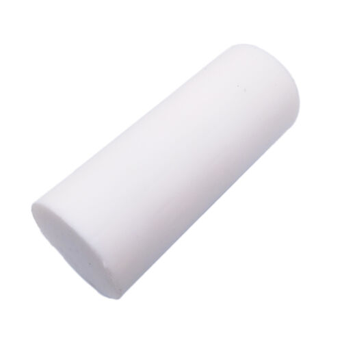 US Stock Dia 1.5748 inch (40mm) Length 4 inch (100mm) PTFE Teflon Round Rod Bar