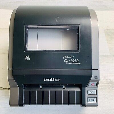 Brother Ql-1050 P-touch Label Printer Used
