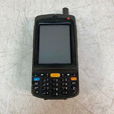 Motorola Symbol Mc75a8-pyfswrra9wr Wireless Barcode Scanner W Battery