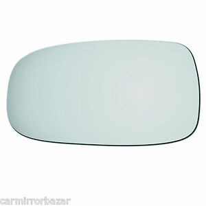 SAAB Mirror Glass New Replacement 2003-2011 93 9-3 9-5 Driver Side Left LH  653L