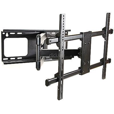 Long Reach TV Wall Mount Bracket Cantilever Tilt Swivel 39-70 inch LPA49463D