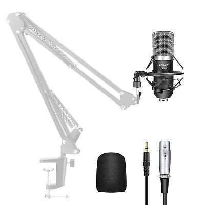Neewer NW-700 condensador micrófonos kit para estudio de transmisión