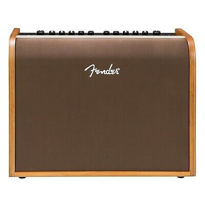 "Fender Acoustic 100 Watt 1x8"" Speaker Acoustic Guitar Combo Amplifier - NEW"